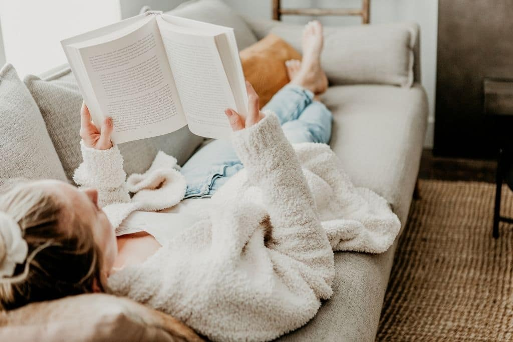 The Best 6 Books for a Full Glow Up