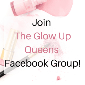 Join The Glow Up Queens Facebook Group!